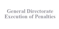 General Directorate Execution of Penalties
